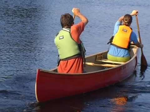3 golden rules of canoeing technique youtube