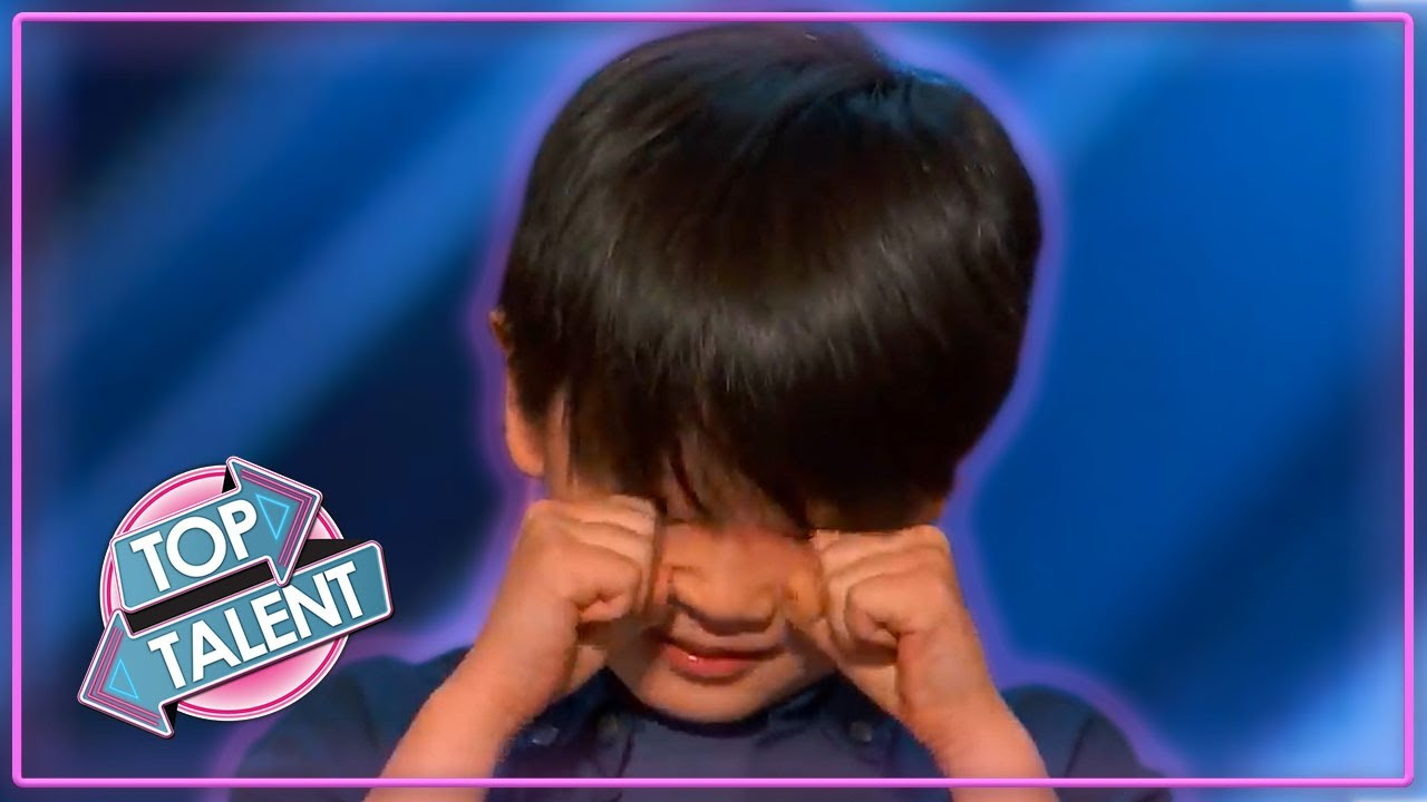 TOP 5 KID Magician Auditions On Got Talent 2021 Around The World!   Top Talent