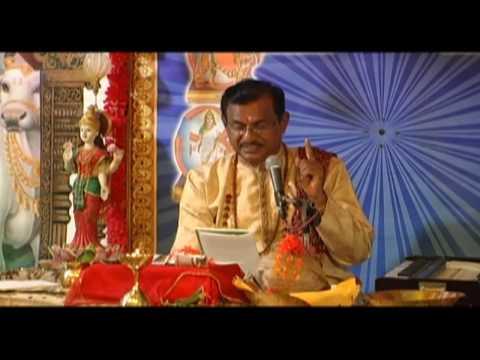 Pundit Deodath Vyas - 6th Night Devi Bhgwat March 2012
