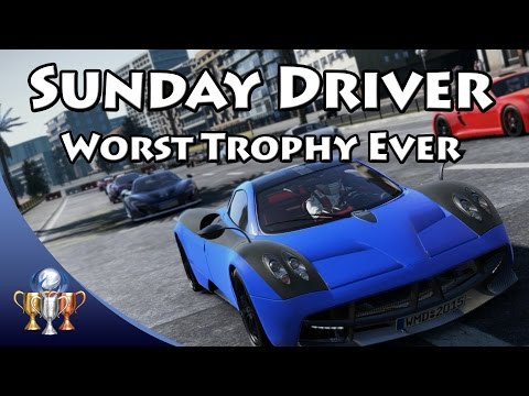 Project Cars - Sunday Driver (Worst Trophy Ever Created!) Trophy & Achievement Guide.