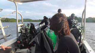 ヤップ島 ボートで移動 ヤップ島 検索動画 39