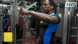 ETV FIT: 2 exercices pour muscler ses épaules
