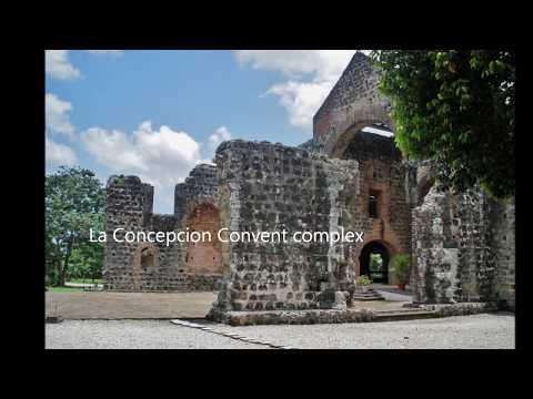 Old Panama City Ruins - Panama Viejo