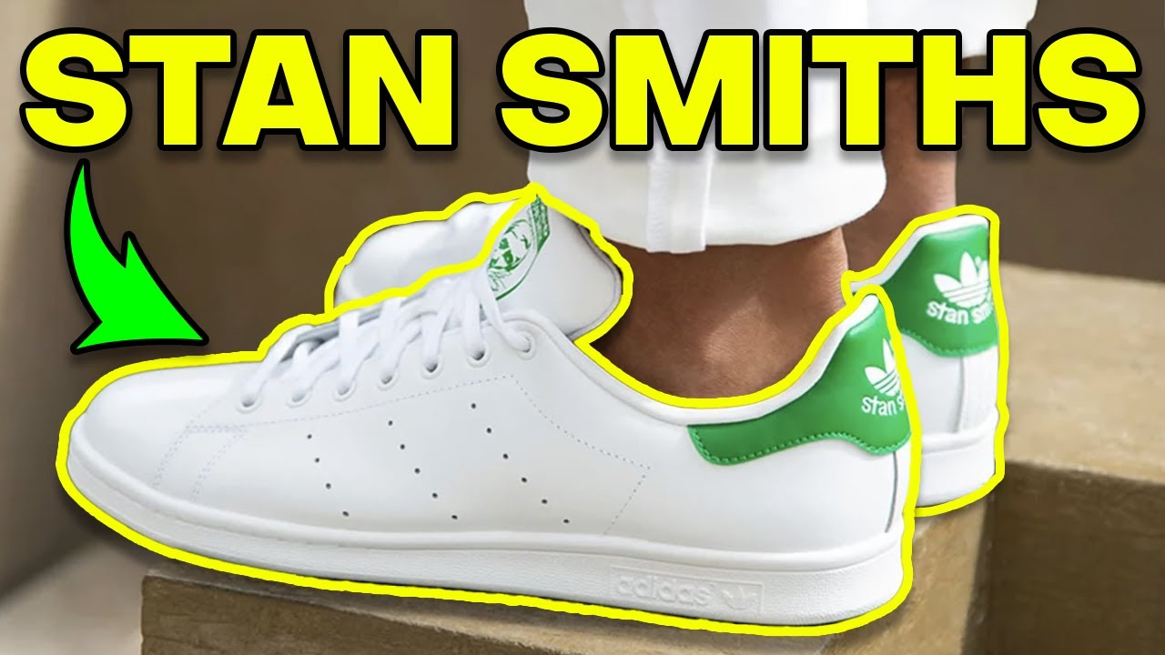 The Shoe That Started It All: Adidas Stan Smiths - (CUT IN HALF)