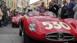 Mille Miglia 2010 Brescia May 6. (1000 Miglia HD video)
