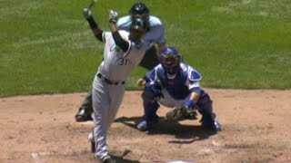 Dewayne Wise homers to knock in two more runs