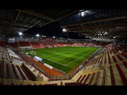 Rotherham United Vs Leeds United - Match Day Experience