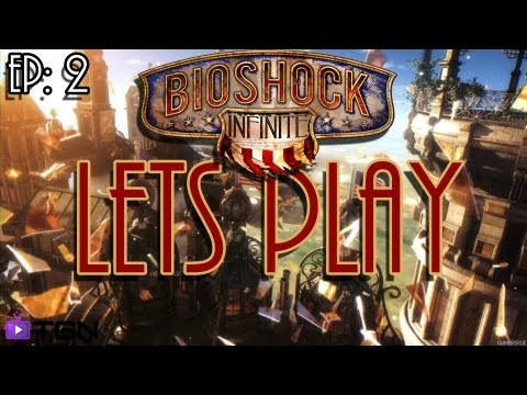 BioShock Infinite 1080p Gameplay/Walkthrough -Episode 2: Welcome To Columbia