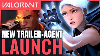 VALORANT | Launch Date, New Agent & More Buffs To Omen / Jett