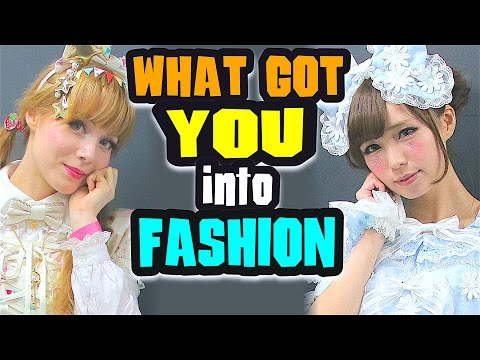 Ask Japanese Fashion Models what got them into fashion [a-collection]