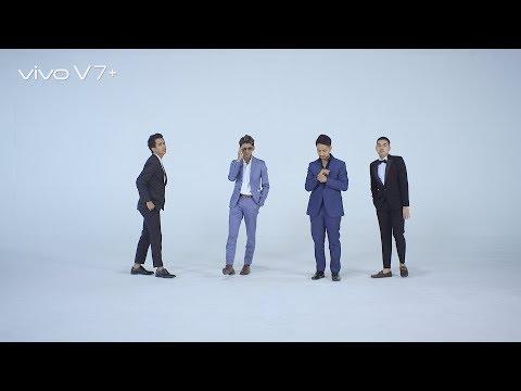 Vivo V7+ Presents Selfie-in Aja Song (Young lex, SkinnyIndonesian24 & Kemal Palevi)
