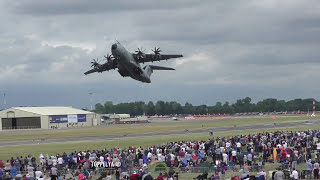 Amazing steep take offs Commercial aviation vs Military aircrafts compilation video