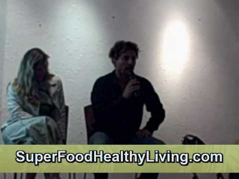 What are Organic Foods and David Wolfe