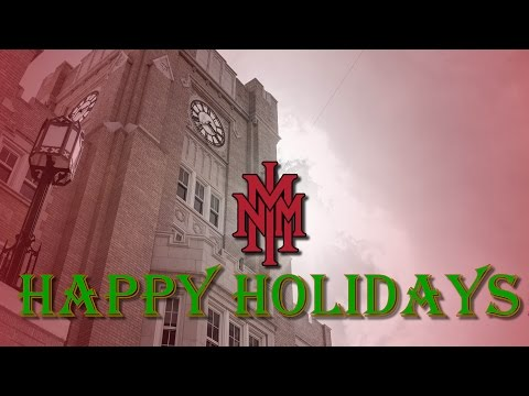 2016 NMMI Happy Holidays