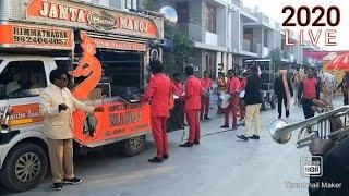 """Janta Manoj Band live Video 2020 """"kabhi bhula kabhi yaad kiya"""" Himatnagar mo-9824064057 manojbhai .."""
