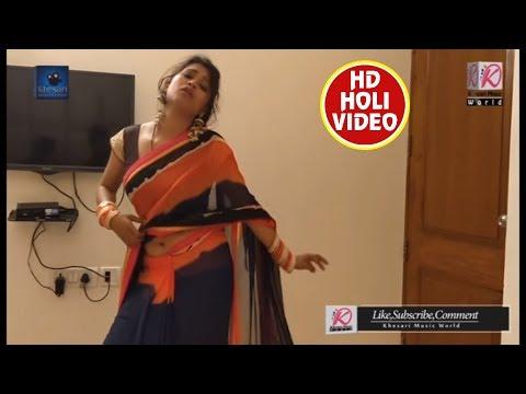 Dimpal Singh का एक और Khesari Lal Yadav के Holi SOng Ka मस्त Live Dance - भरे ना मन बैगन से