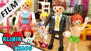 Playmobil Film Deutsch JUGENDAMT ÜBERNIMMT HAUS VON FAMILIE VOGEL! KOMMEN DIE KINDER WEG?Klinikchaos
