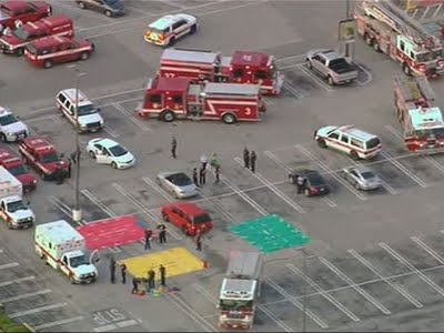 Raw Several People Shot at Houston Strip Mall