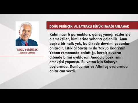 """""""Türkiye Atatürk Devrimi temelinde yeniden örgütlenecektir."""""""