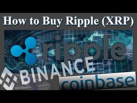 How To Buy XRP Ripple With Coinbase(GDAX)