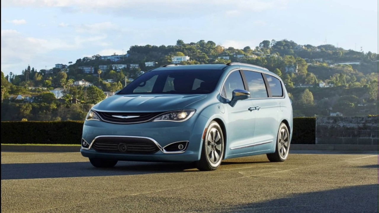 New 2018 Chrysler Pacifica Awd