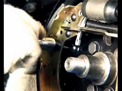 Как поменять задние колодки на чери амулет видео сцепление чери амулет ремонт