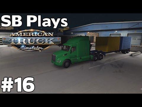 Final Quick Job - Las Vegas to San Diego [382mi] - SB Plays American Truck Simulator [ep16]