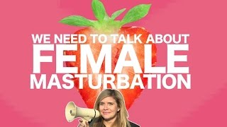 Let's talk about female masturbation - BBC News