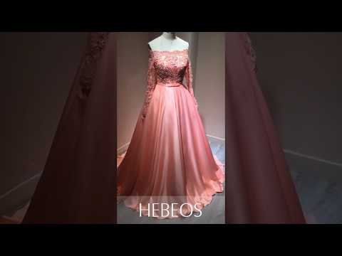 ball-gown-long-sleeves-off-the-shoulder-beading-satin-dresses---hebeos