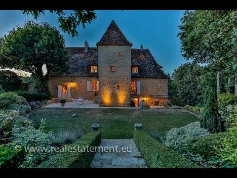 Stunning property for sale in the Dordogne, France