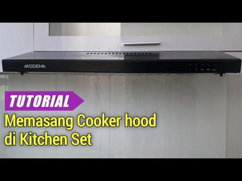 Cara Kerja Cooker Hood - Desain Rumah Idaman