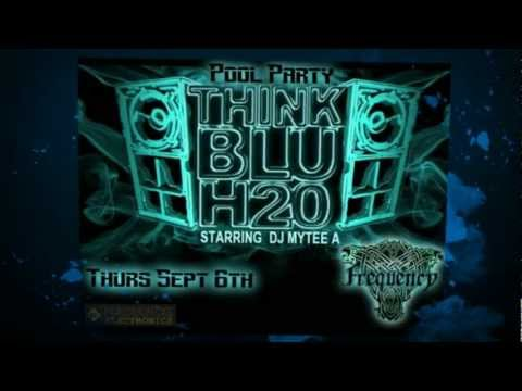 Think Blu H2o Pool Party Promo