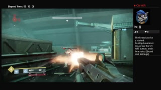 Destiny2 gameplay live