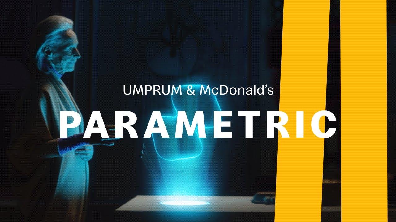PARAMETRIC | Budoucnost fastfoodu od UMPRUM & McDonald's