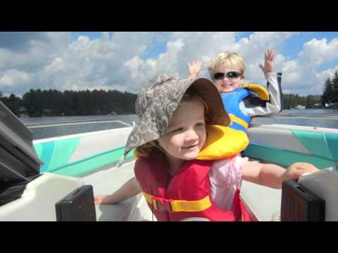 Speirs Family Vacation Aug 2012 Part 1