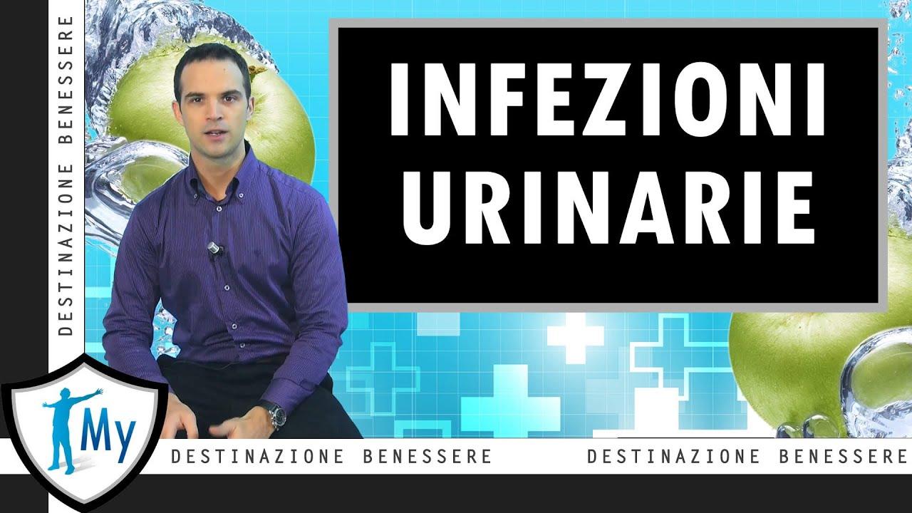 nessuna infezione nelle urine ma bruciore