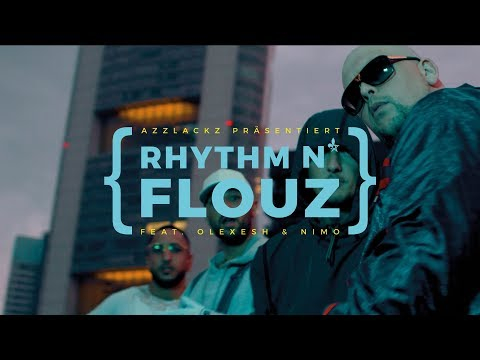 Celo & Abdi - RHYTHM 'N FLOUZ feat. Olexesh & Nimo (prod. von Oster) [Official Video]