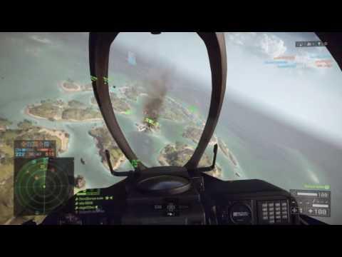 JADM でヘリを落とす BF4