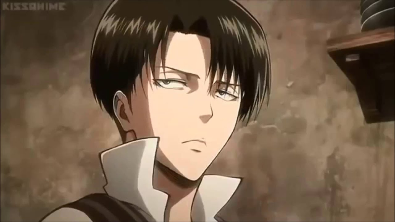 Attack on titan levi dating game 9