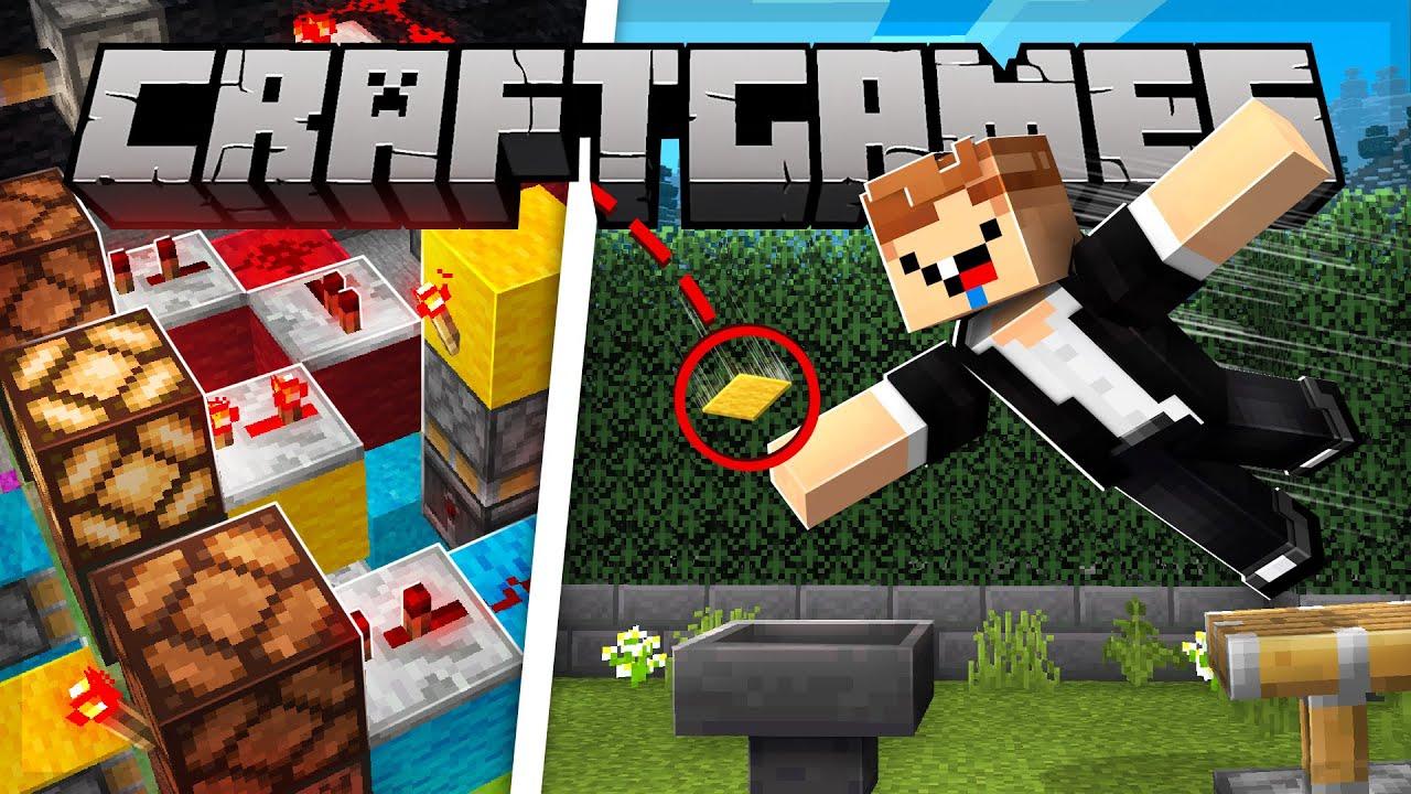 FRISBEE no MINECRAFT! - Craft Games 240