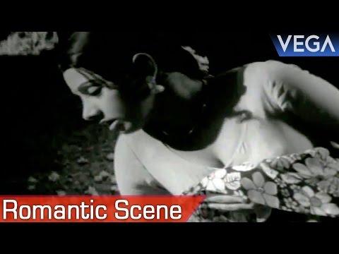 Sivakumar Romances with Sridevi    Kavikkuil Tamil Movie    Romantic Scene thumbnail