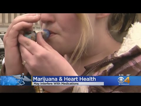 BEARDO - Research: Smoking Marijuana May Be Linked To Heart Issues