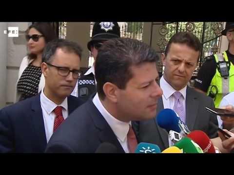 """Picardo afirma que el """"brexit"""" no afectará a la soberanía de Gibraltar"""