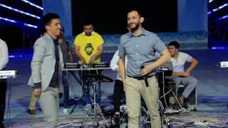 Jahongir Otajonov Bobur To'raqulov bilan duet kuyladi | Andijon 2019 konsert