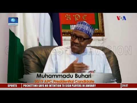 Buhari, Atiku Speak On Fight Against Corruption Pt.2 |Africa54|