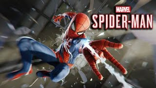 Spider Man PS4 Dynamic Live Stream