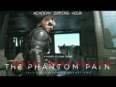 Academy Gaming Hour w/ Metal Gear Solid V