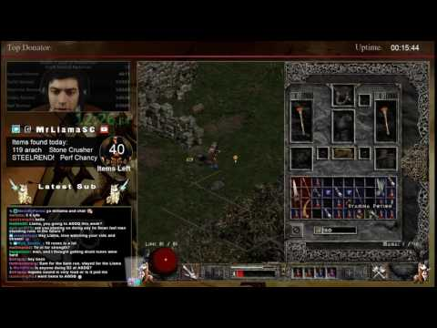 Diablo 2 - Barbarian Must Watch Speedrun