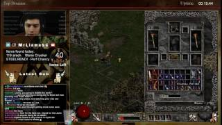 Diablo 2 - Barbarian Must Watch Speedrun
