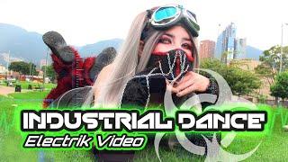 Cyber Doll Morrigan ☣☢ Phosgore mix - Electrik  ☢☣ [Industrial Dance]